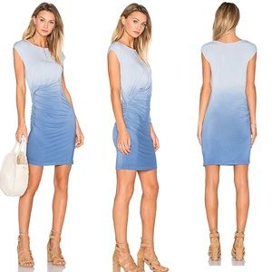 Young Fabulous & Broke Khloe Chambre Ombre Dress m